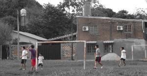 Fútbol de barrio